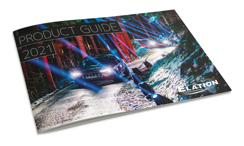 Elation Professional Product Guide 2021