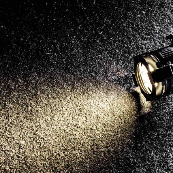 Opti PAR 16 LED 4x1W cw/6 silver Picture 3