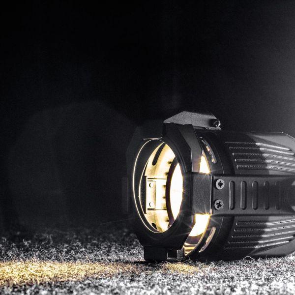 Opti PAR 16 LED 4x1W cw/6 silver Picture 4