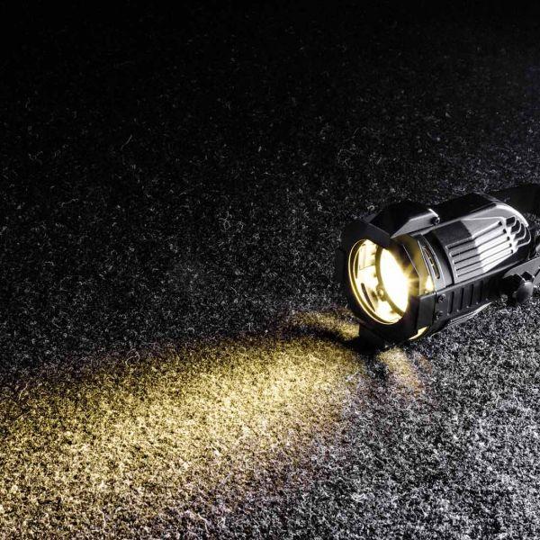 Opti PAR 16 LED 4x1W cw/6 silver Picture 5