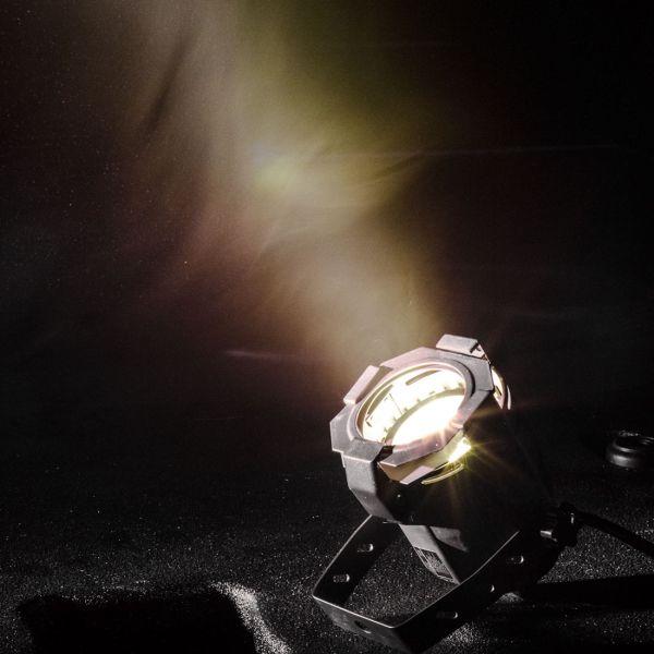 Opti PAR 16 LED 4x1W cw/6 silver Picture 6