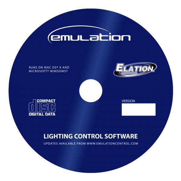 Emulation - DMX software Picture 2