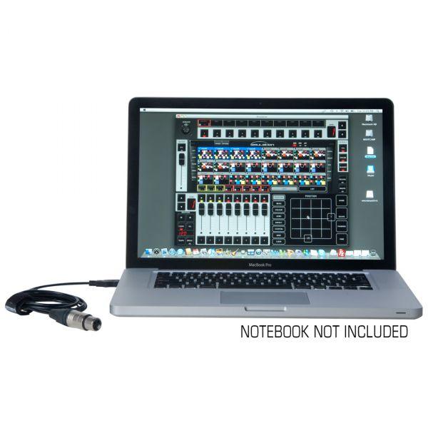 Emulation - DMX software Picture
