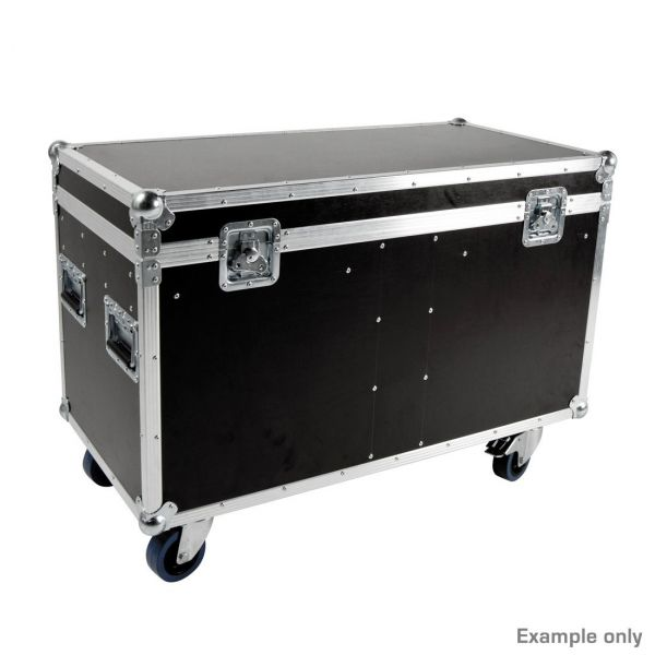 Touring Case 2 x Platinum Wash ZFX PRO Picture