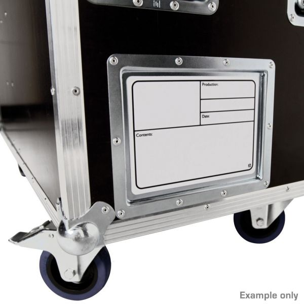 Touring Case 2 x Platinum Wash ZFX PRO Picture 3