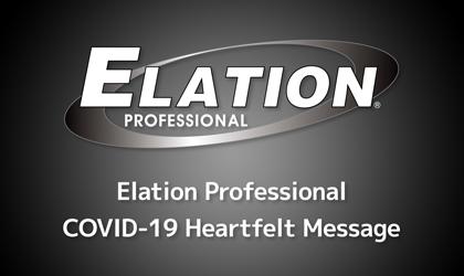 Elation Professional COVID-19 Heartfelt Message