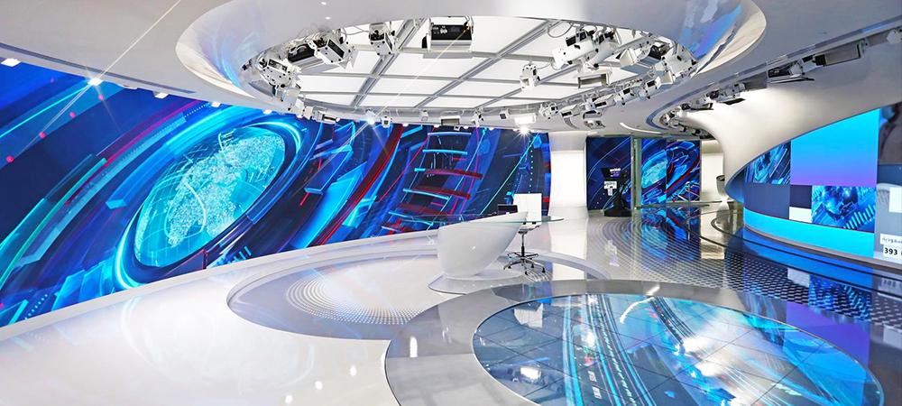 Elation KL Fresnel for state-of-the-art Al Arabiya broadcast facility