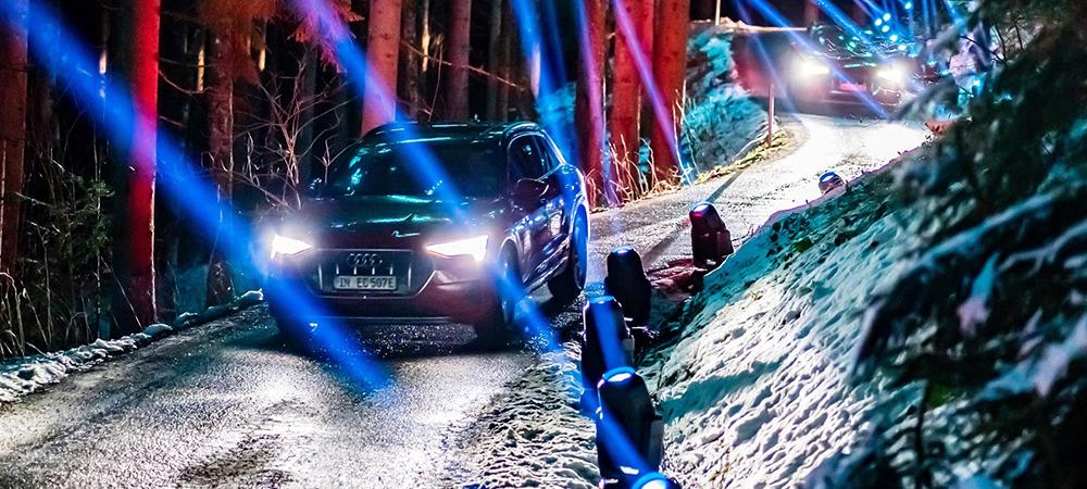 210 Proteus Hybrids prove toughness at Audi e-tron Experience, Kitzbühel, Austria