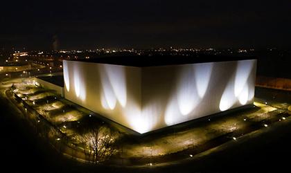 Light artist Herman Kuijer celebrates Dutch national treasures with Elation