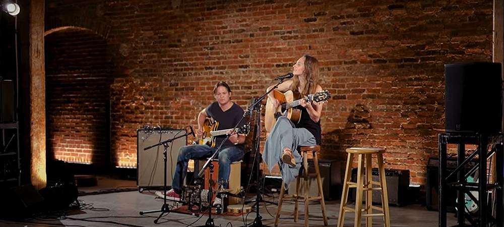 Special Event Services hosts The Gray Room Sessions with Elation lights