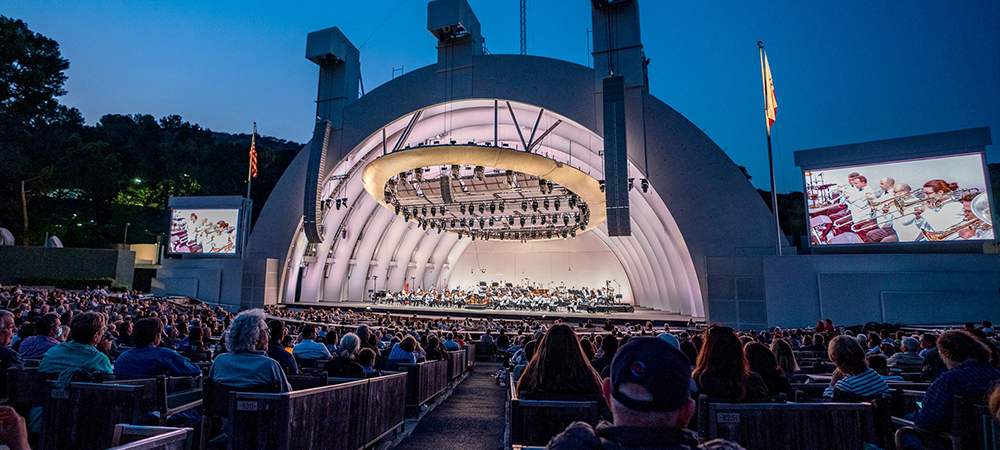 Artiste Monet creating summer memories at iconic Hollywood Bowl
