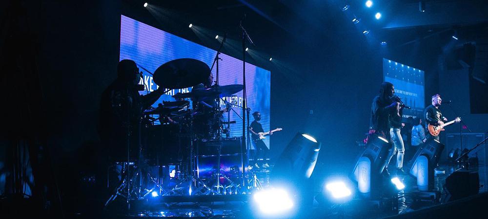 IPS and Elation bring concert level production to Impact Church, Scottsdale, AZ