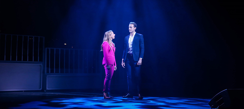 Mason Delman lights Legally Blonde at NYU Skirball with Artiste Picasso