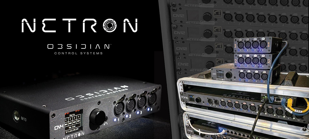 Obsidian Control Systems marks a year of NETRON