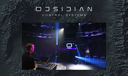 Obsidian Control Systems launches training videos for NX4 lighting console