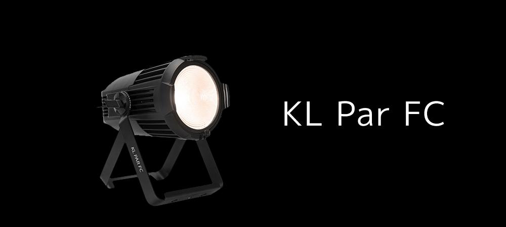Elation's new KL PAR FC: Modern Technology meets Classic Design