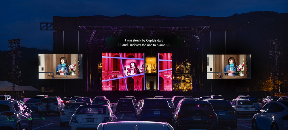 Opera returns to San Francisco area with assist from IP-rated Elation lighting
