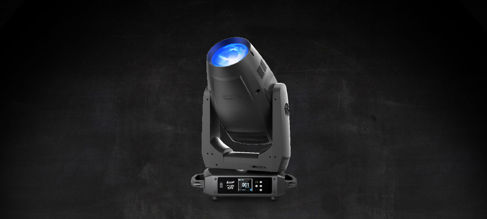Elation shipping new concept Fuze SFX LED Spot FX luminaire