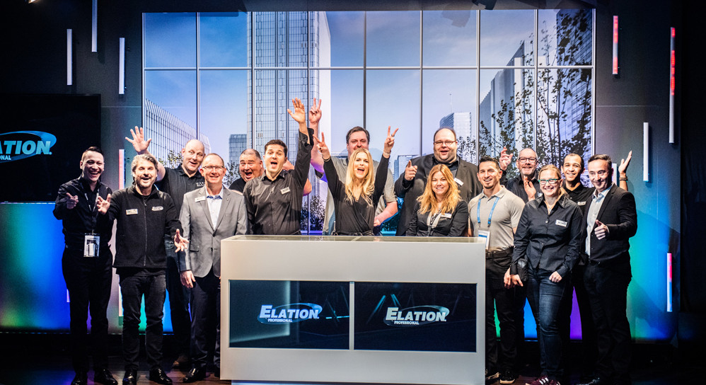 Elation Professional Team