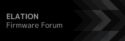 Firmware Forum